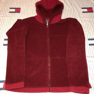 Vintage Patagonia synchilla fleece jacket